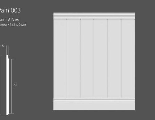 Стеновая панель Wain 003