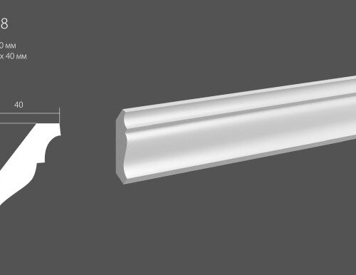 Карниз Ultrawood CR-4258