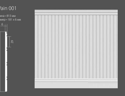 Стеновая панель Wain 001