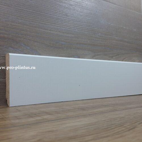 Плинтус Pedross White 70х18 плоский