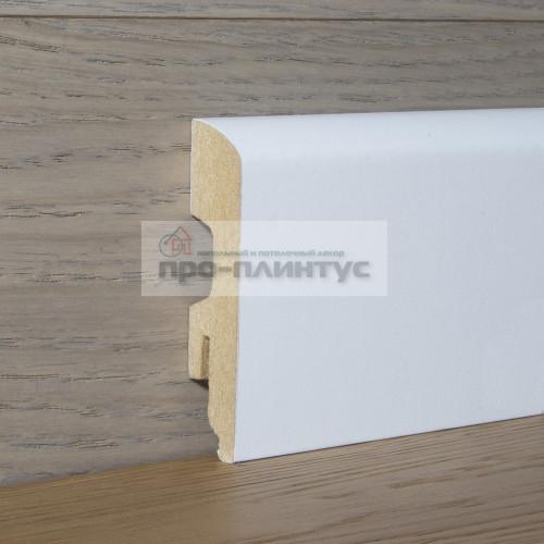 PerfilStar 70х14х2250 белый плоский