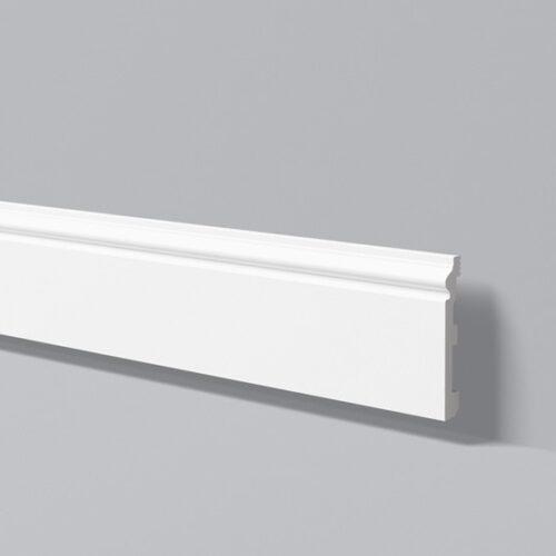 Плинтус белый wallstyl FL-2