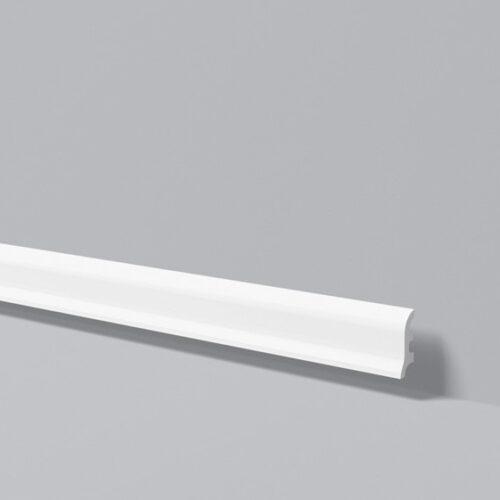 Плинтус белый wallstyl FL-3