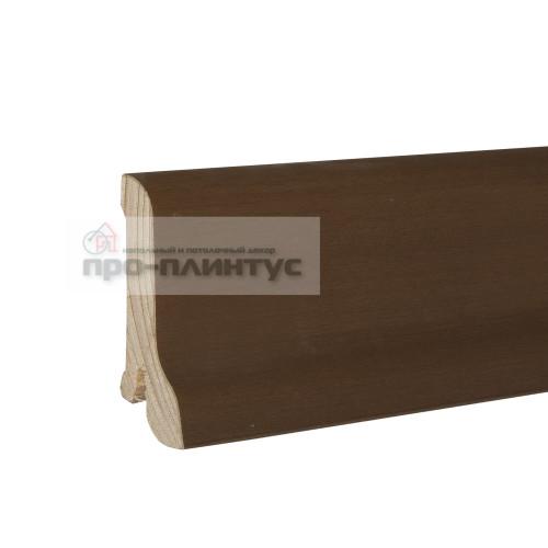 Плинтус Pedross 60x22мм бук коричневый