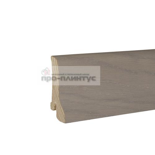 Плинтус Pedross 60x22мм дуб арктика