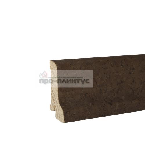 Плинтус Pedross 60x22мм пробка коричневая