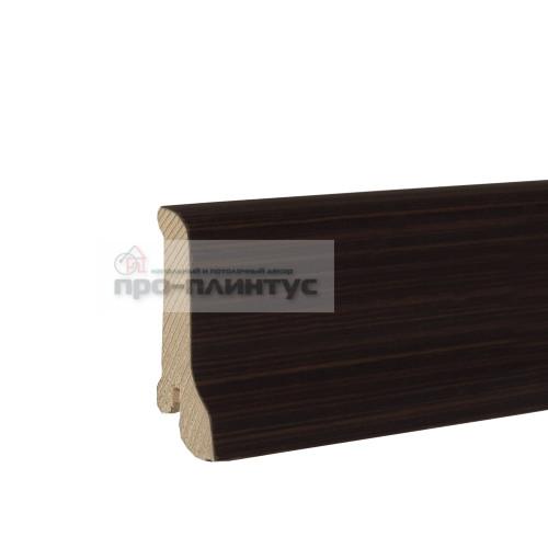 Плинтус Pedross 60x22мм венге полосатый