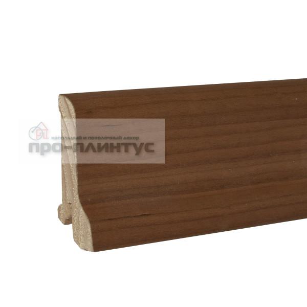 Плинтус Pedross 60x22мм вишня